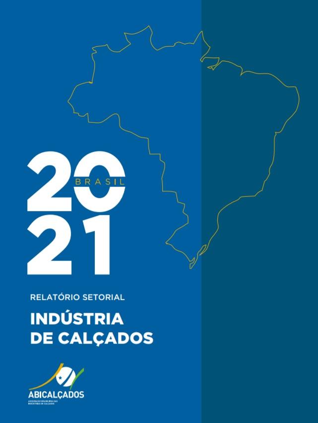 Capa do Relatório Setorial 2021